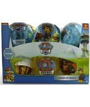 Pelota Flash Paw Patrol
