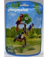 Playmobil Aves Tropicales