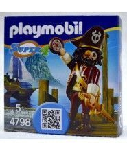 Playmobil Super4 Pirata Sharkbeard