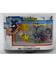 POKEMON XY LEGENDARIO Y PIKACHU