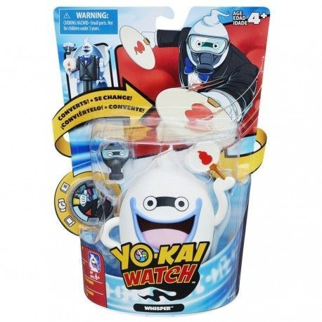 YOKAI FIGURAS TRANSFORMABLES