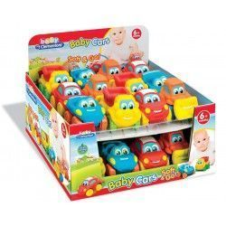 DISPLAY BABIES COCHE BLANDITOS
