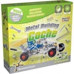 METAL BUILDING- COCHE