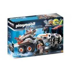 PLAYMOBIL CAMION SPY TEAM REF: 9255