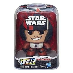 HASBRO STAR WARS MIGHTY MUGGS POE DAMERON