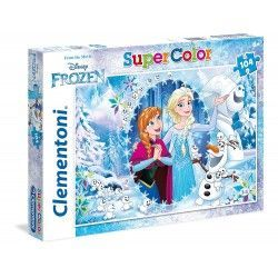CLEMENTONI PUZZLE 104 PZAS FROZEN TOGETHER FOREVER 27985