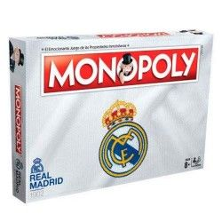 MONOPOLY REAL MADRID 10186