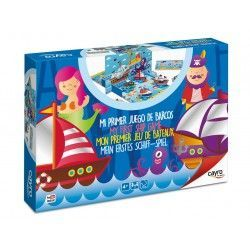 GAME FOR KIDS MI PRIMER JUEGO DE BARCOS
