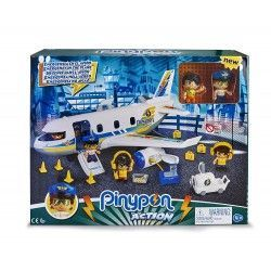 PINYPON ACTION EMERGENCIA EN EL AVION FAMOSA 700015149