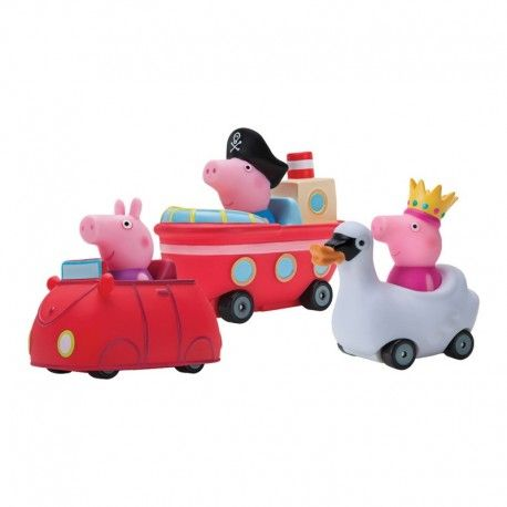 MINI BUGGIES PEPPA PIG BANDAI 95785