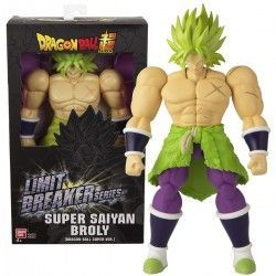 BROLY SUPER SAIYAN LIMIT BREAKERS BANDAI 36237