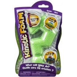 KINETIC SAND FOAM SET