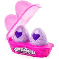 HATCHIMALS PACK DE 2 FIGURAS COLECCIONABLES