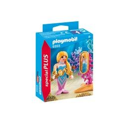 PLAYMOBIL SECIAL PLUS SIRENA 9355
