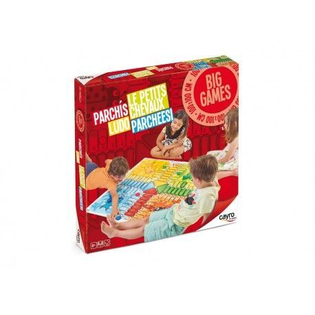 EDUCATIONAL FOR KIDS PARCHIS GIGANTE