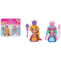 PINYPON QUEENS PACK 2 FIGURAS FAMOSA 700015653
