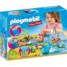 PLAYMOBIL PLAY MAP HADAS DE JARDIN 9330