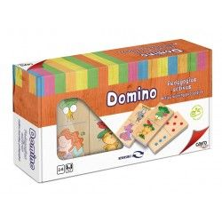 EDU. FOR KIDS. DOMINO ANIMALES