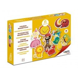 EDU. FOR KIDS. FIGURAS MAGNETICAS