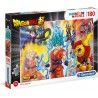 PUZZLE CLEMENTONI 180 PZAS DRAGON BALL
