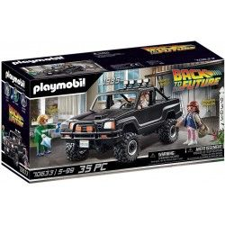 BACK TO THE FUTURE CAMIONETA PICK UP DE MARTY 70633