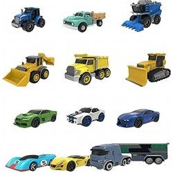 MICROMACHINE BLISTER 3 VEHICULOS