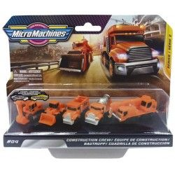 MICROMACHINE PACK 5 COCHES