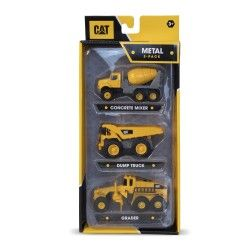 CAT METAL 3 PACK COMBO VEHICULOS