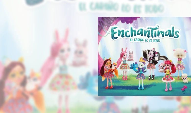 juguetes enchantimals